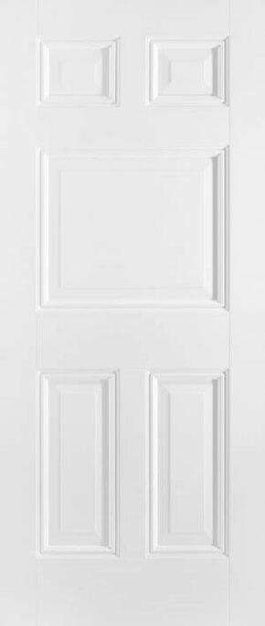 Paris White 5 Panel