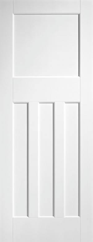 DX30 White Primed Solid Core