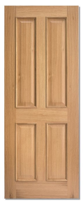 Regency Oak 4 Panel RM2S
