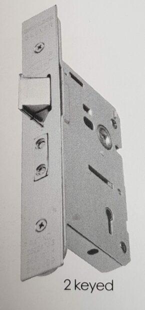 E-Series 5 Lever Mortice Sashlock