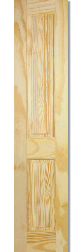 Clear Pine 2 Panel