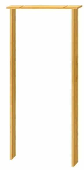 Internal Softwood Door Lining Frame
