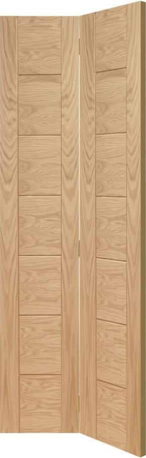 Palermo Original Oak Unfinished Bi-fold