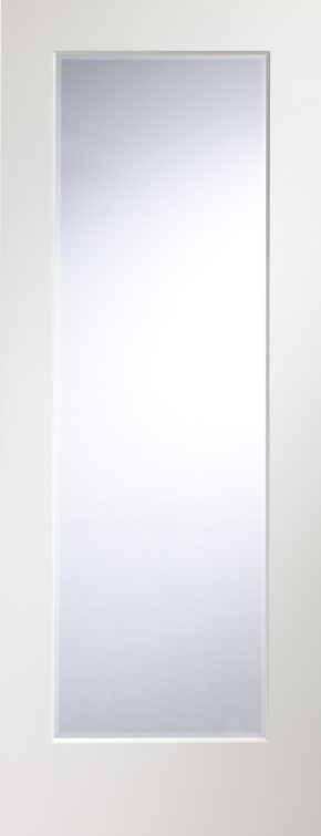 Cesena Pre-finished White Clear Bevelled Glass