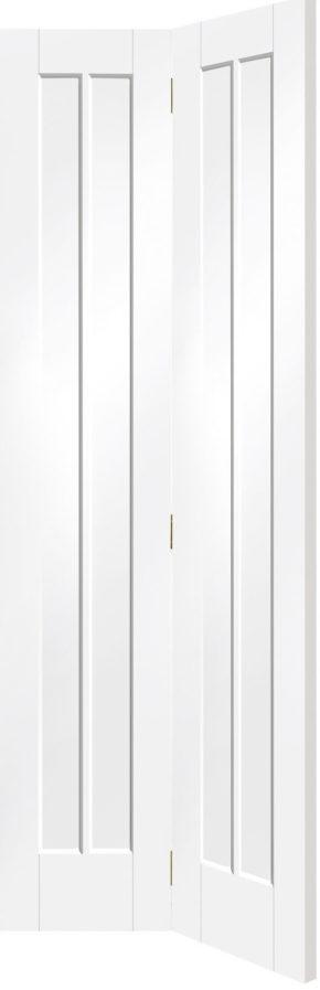 Worcester White Primed Bi-Fold