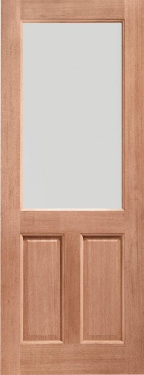 2XG Hardwood Clear Glass