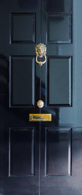 Bespoke 6 Panel Hardwood Door