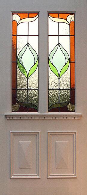 Bespoke Cawthorne External Door