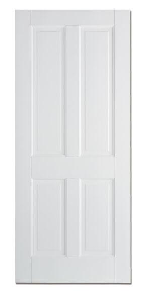 Canterbury White Primed 4 Panel