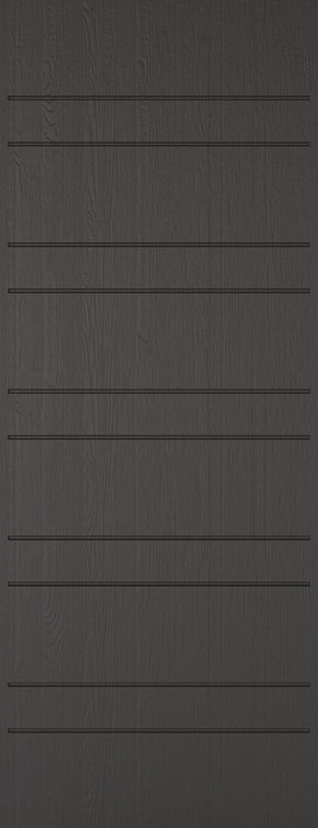 Newmarket Charcoal Grey Timber Composite
