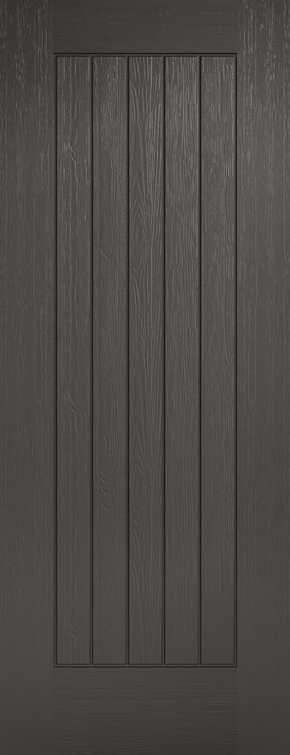 Norfolk Charcoal Grey Timber Composite