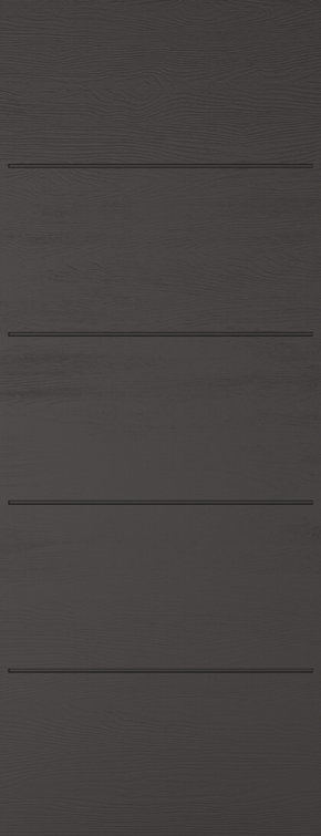 Santandor Charcoal Grey Timber Composite