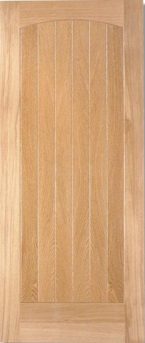Cheadle Oak External door