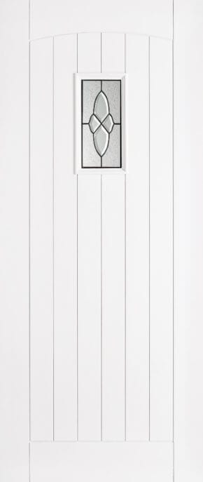 The Cottage M&T I.G Lead (White Prime Plus) Externaldoor