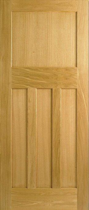 DX30 Oak Flat Panel