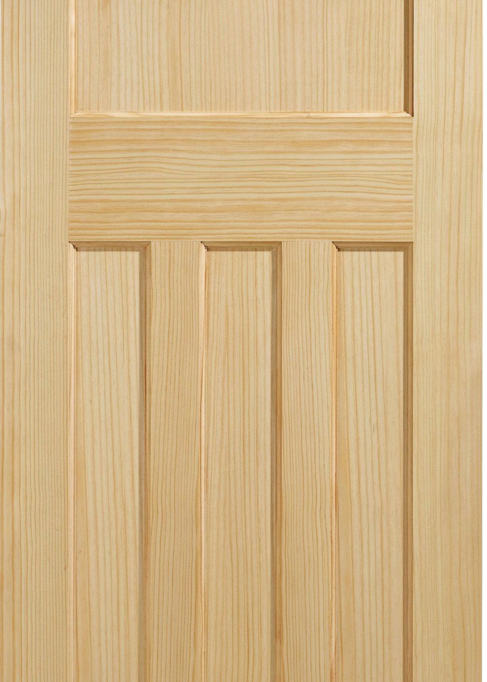 Radiata Pine Dx30 S Style Door Trading Doors