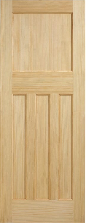 Radiata Pine DX30's Style Door