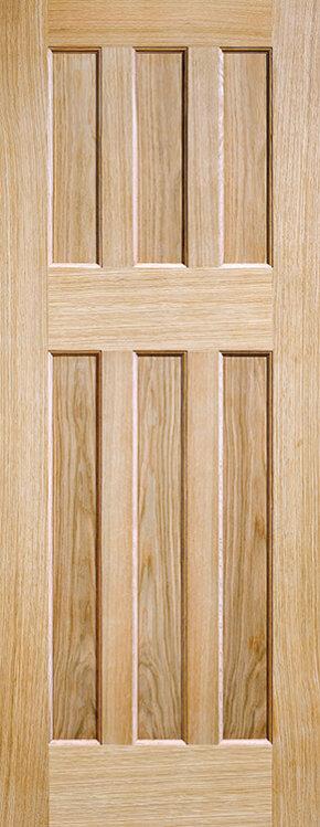 DX60 Oak Flat Panel