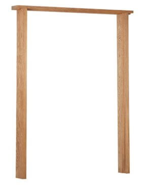 Redwood Fire FD30 Rated Pair Frame Door Lining