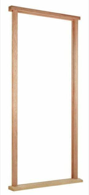 External Hardwood Engineered Door Frame Kit