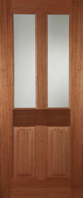 Malton M&T Hardwood Door