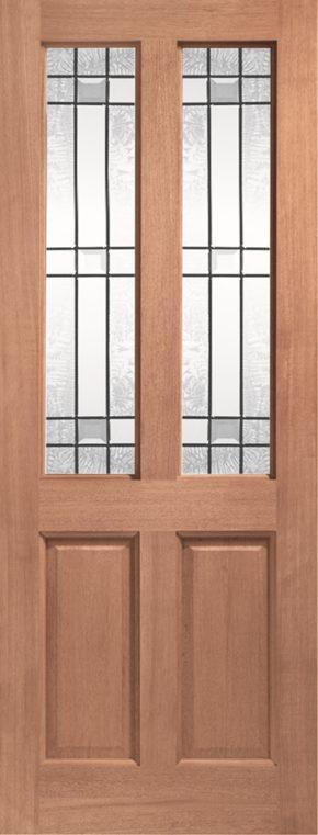 Malton Hardwood Dryden Glass