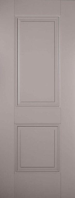 Arnhem 2 panel Grey Primed