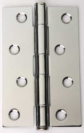 100mm Button Tipped Hinge Pairs