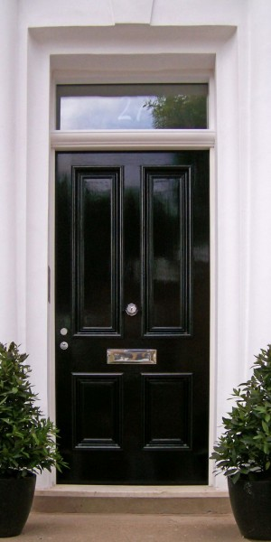 FORT003 security doors