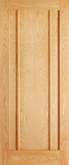 Oak Lincoln 3 Panel