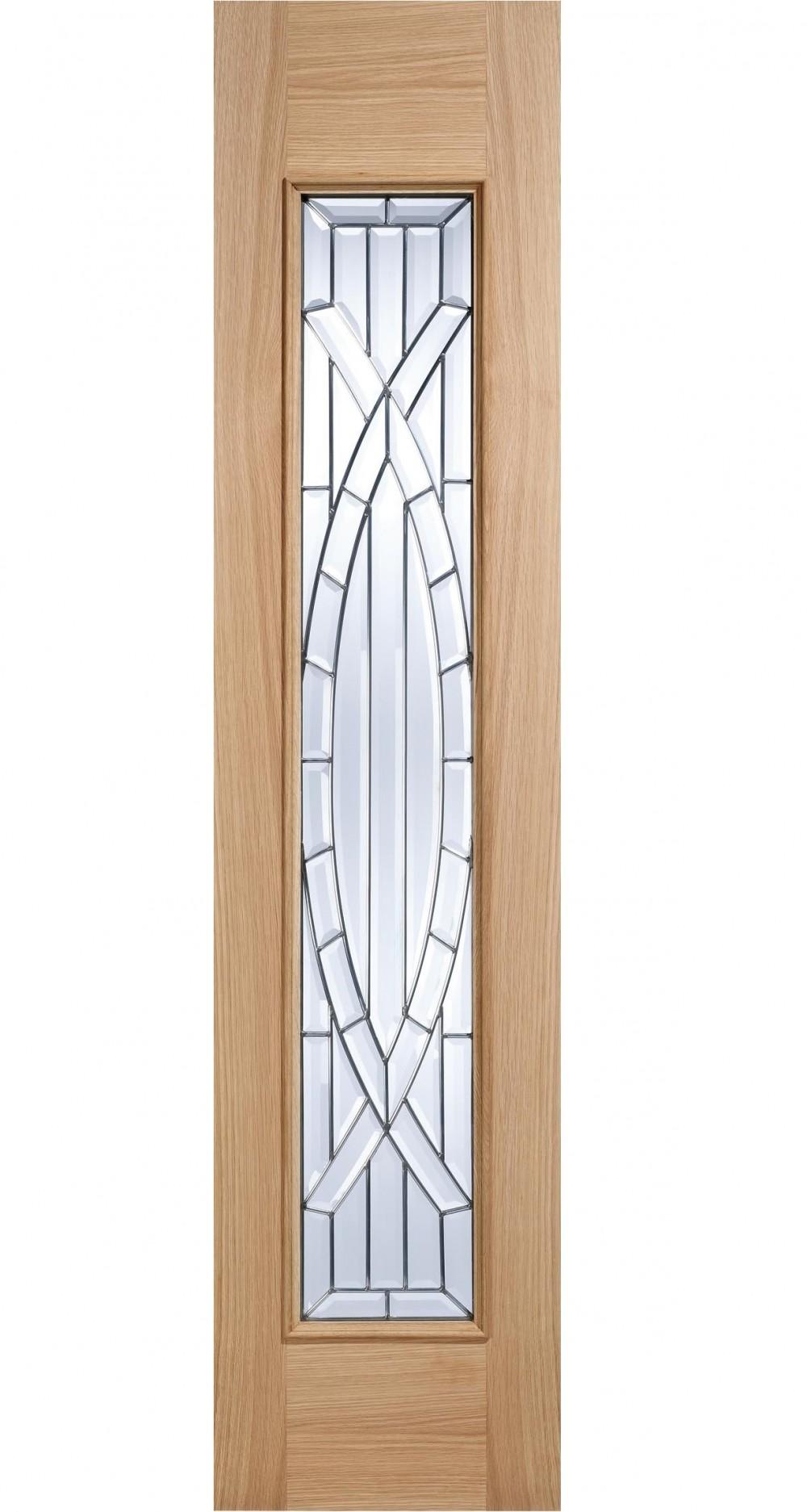 Oak External Door Frame With Sidelights Oak Sidelight Majestic Style  Trading Doors. Oak External Door Frame With Sidelights ...