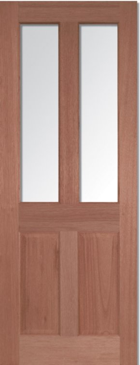 Hardwood Double Glazed