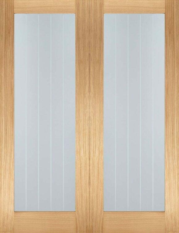 Mexicano Oak Pattern 10 Glazed Pairs