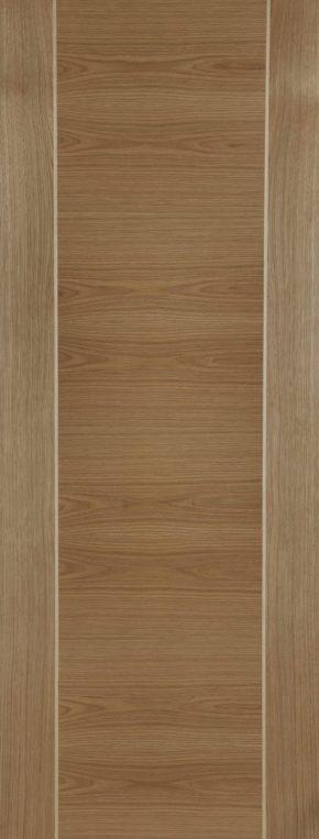 Mirage Oak Pre-finished Door