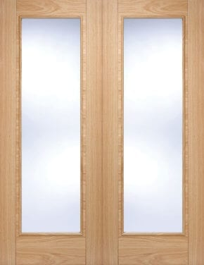 Vancouver Oak Pattern 10 Glazed Pairs