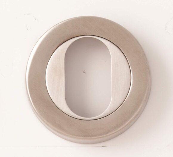 Oval Profile Escutcheon