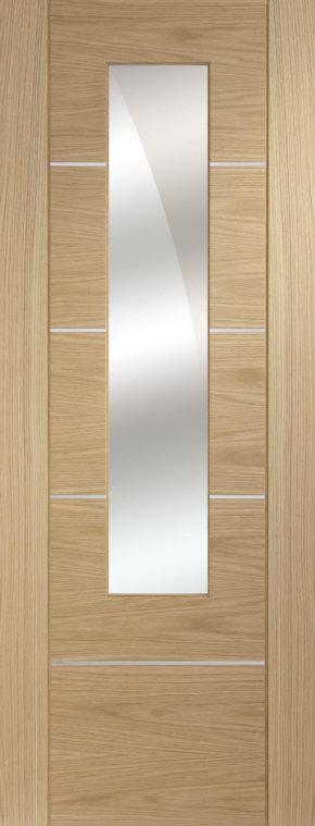 Portici Oak with Mirror