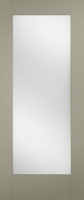 Pattern 10 Glazed Tricoya Pebble Grey