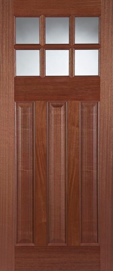 Weymouth Hardwood Door External Trading Doors