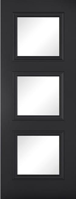 Antwerp Black Glazed