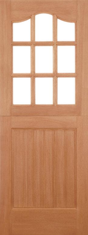 Stable 9L Dowel Hardwood External