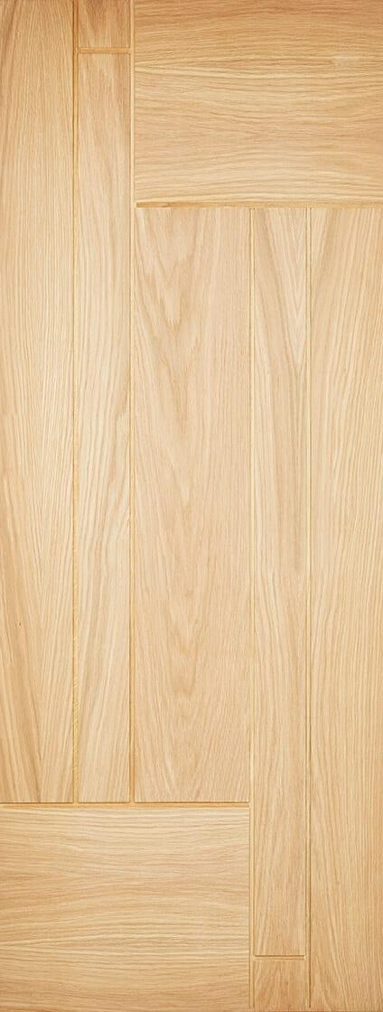 Fernando Oak Part L Warmerdoor External