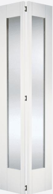 Shaker Glazed Bi-Fold Door